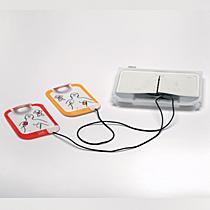 Physio-Control LIFEPAK CR2 bandeja de repuesto para electrodos de entrenamiento