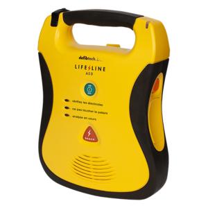 Defibtech Lifeline desfibrilador semi-automático, 2da generacion