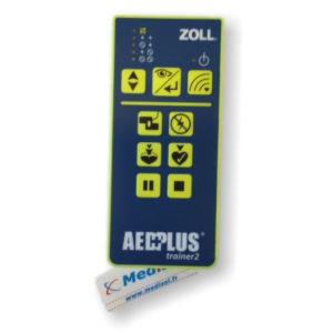 Zoll AED Plus control remoto (Trainer)