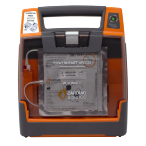 Cardiac Science G3 Elite AED semiautomático