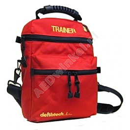 Defibtech Draagtas voor trainer (rood)