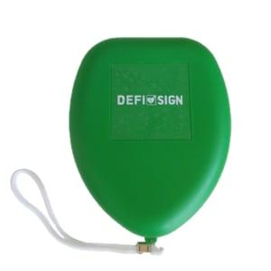 DefiSign pocket beademingsmasker