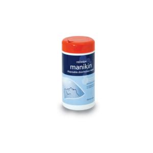 Toallitas desinfectantes, 200 unidades / paquete