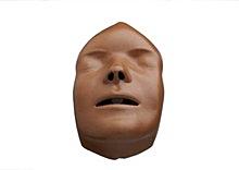 Laerdal Mini Anne Plus recambios máscara facial piel oscura (5 uds.)