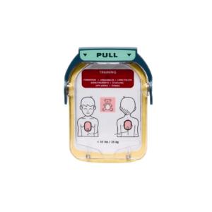 Philips Heartstart electrodos pediátricos entrenamiento SMART