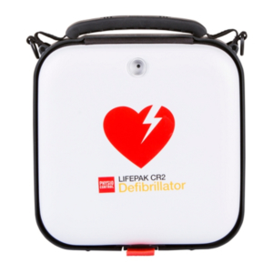 Physio Control  Lifepak CR2 funda transporte