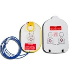 Philips Heartstart Home electrodos pediátricos entrenamiento