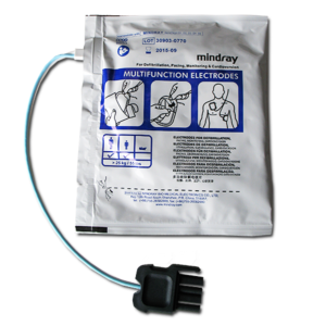 Mindray BeneHeart D1 electrodos