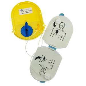 Heartsine Samaritan PAD cassette met opwindmechanisme