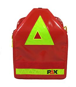Mochila PAX Feldberg todo en uno DEA / DESA + Kit primeros auxilios
