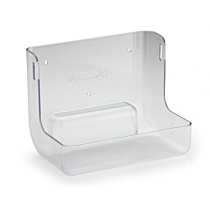PHILIPS Hearstart Soporte pared (transparente)