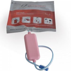 Rescue Sam electrodos pediátricos preconectados