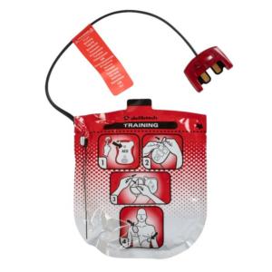 Defibtech Lifeline View electrodos de entrenamiento adulto